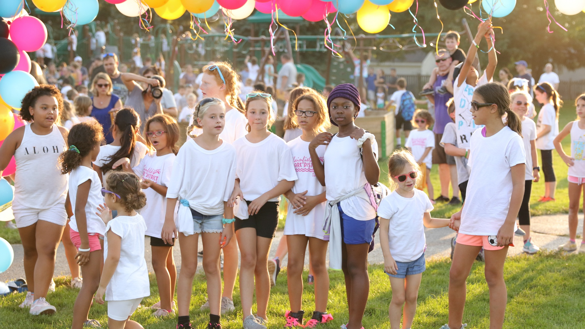 slidshow image - Time for the Color Run -